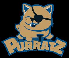 Logo Purratz ><